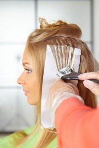 hair colour change, colour correction, kevin joseph hair salon, uxbridge