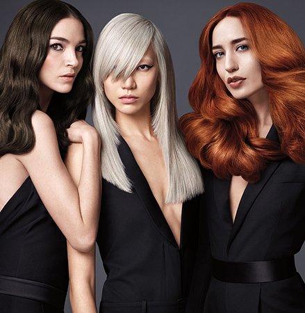hair colour experts, kevin joseph hairdressing salon, uxbridge