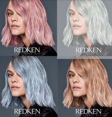 REDKEN EQ GELS and GLOSS, hair colours, middlesex hair dressers