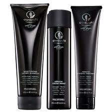awapuhi wild ginger hair products, kevin joseph hairdressers, uxbridge