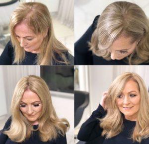 Easilocks extensions for volume Uxbridge Hairdressers