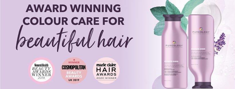 Redken Pureology Vegan Hair Care Products Uxbridge Hair Salon