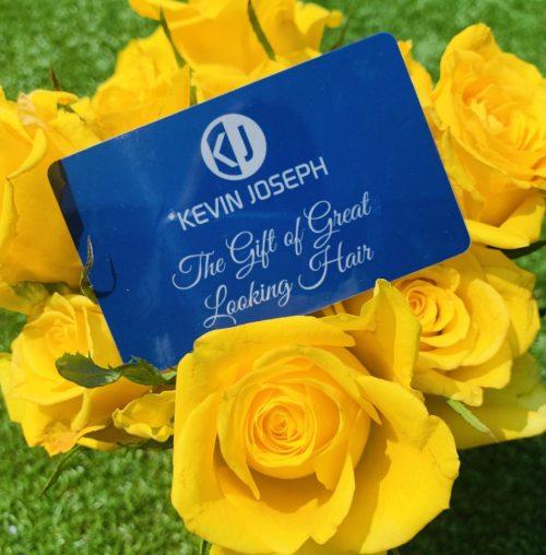 Kevin Joseph Uxbridge Hairdresser Gift Vouchers
