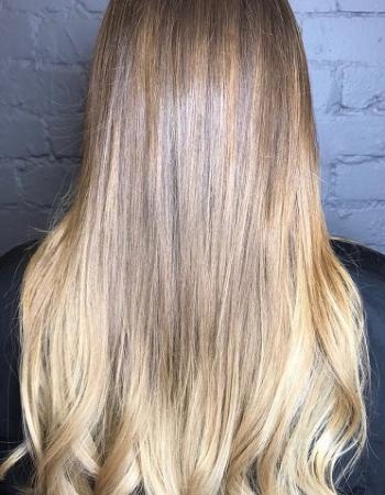 Shiny-blonde-balayage-kevin-joseph-hairdressing-salon-uxbridge